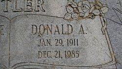 Donald Alma Ostler