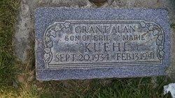 Grant Alvin Kuehl