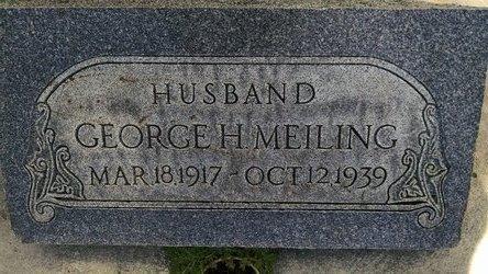 George Heath Meiling