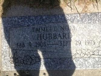 Emmett Noel Hubbard