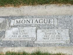 """David """"Pete"""" Montague"""