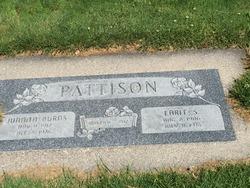 Earle S Pattison