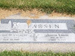 Amasa Laron Larsen