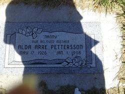 "Alda Mari ""Gayle"" Pettersson"