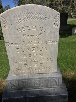 Reed Oakley Sumsion