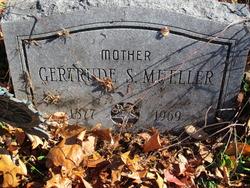 Gertrude <I>Sterling</I> Mueller
