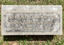 Helene <I>Von Heimburg</I> Damrosch