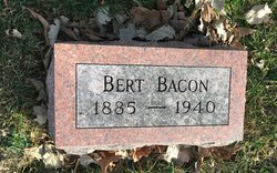 "Clyde Berten ""Bert"" Bacon"