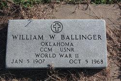 William Wallace Ballinger