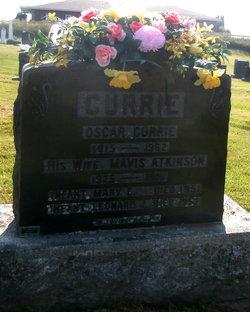 Infant Leonard J Currie