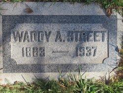 Anthony Waddy Street