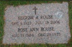 Eugene Arnold Rouse