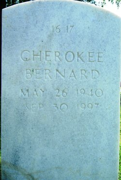 Cherokee Juanita Bernard