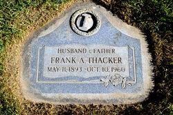 Frank Asa Thacker