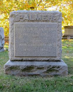 Marie Estelle <I>Clifton</I> Palmer