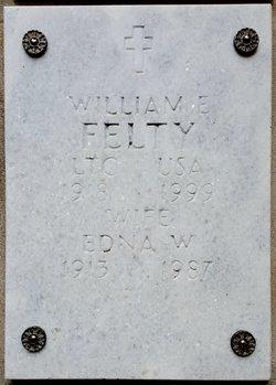 William E Felty