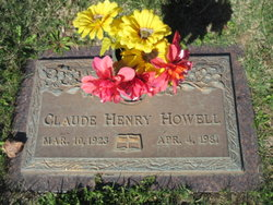 Claude Henry Howell
