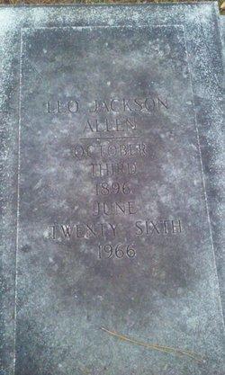 Leo Jackson Allen