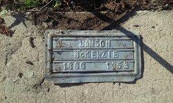 Lanson Edgely McKenzie