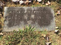 Samuel W Garner