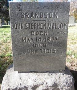 John S Malloy