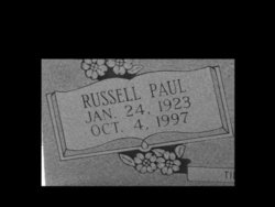 Russell Paul Bailey