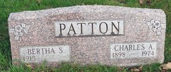 Bertha Odessa <I>Sleezer</I> Patton