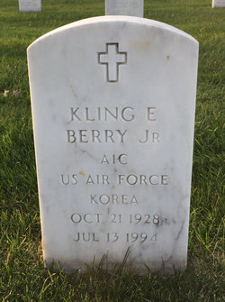Kling E Berry, Jr