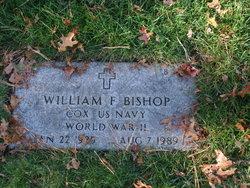 William F Bishop