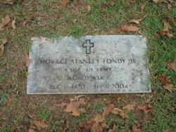 Horace Stanley Fondy