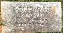 Kathleen <I>Gower</I> Mclaurin