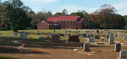 Coley Springs Missionary Baptist Church Cemetery
