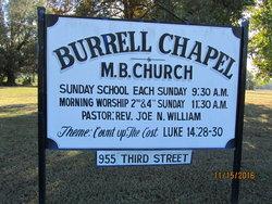 Burrell Chapel Cemetery