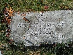 Arnold F Bevins