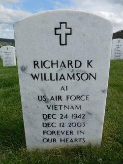 Richard Kenneth Williamson