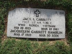 Jack L Garrett