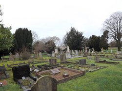 Ss Peter & Mary Magdalene Churchyard Extension