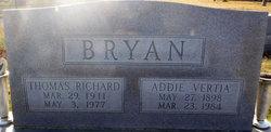 Addie Vertia Bryan