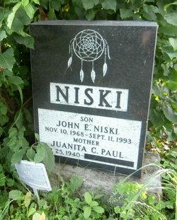 John E Niski