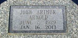 John Arthur Arnold