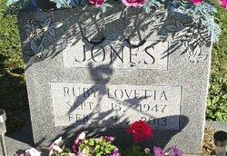 Ruby Lovetta Jones