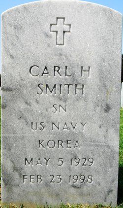 Carl H Smith