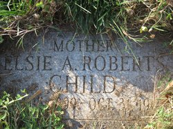Elsie Anise <I>Roberts</I> Child