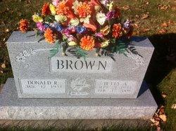 Betty Anne Brown