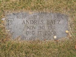 Andres Baez