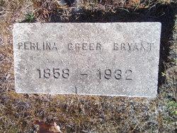 Perlina <I>Greer</I> Bryant