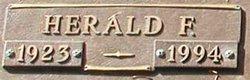 Herald Fredrick Ihrig