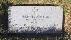 Fred Fellows, Jr