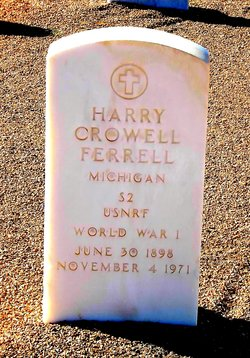Harry Crowell Ferrell