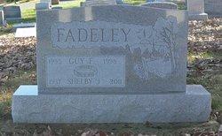 Shelby Jean <I>Hatcher</I> Fadeley